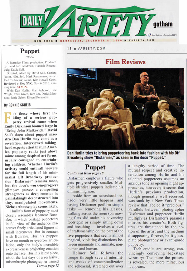 Variety-Review